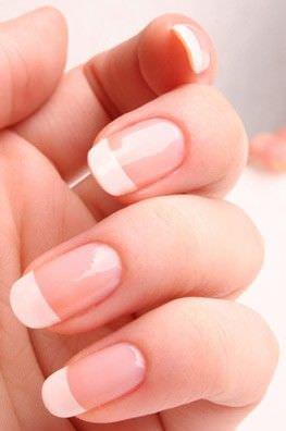 uñas de mujer