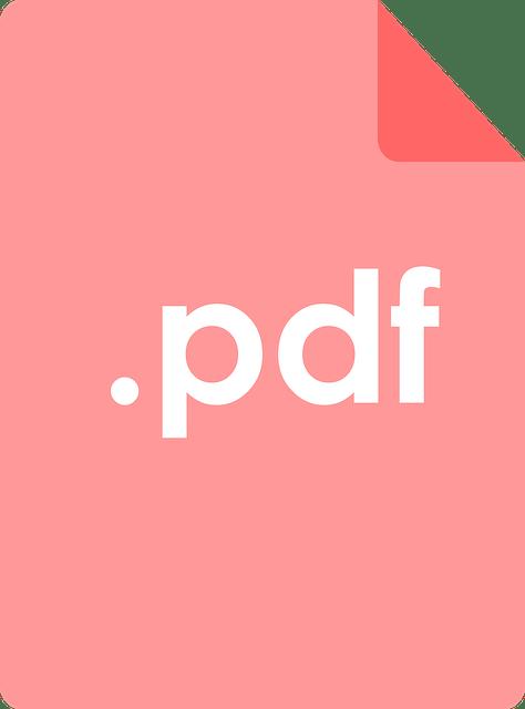 Pasos para editar archivos pdf asegurados.