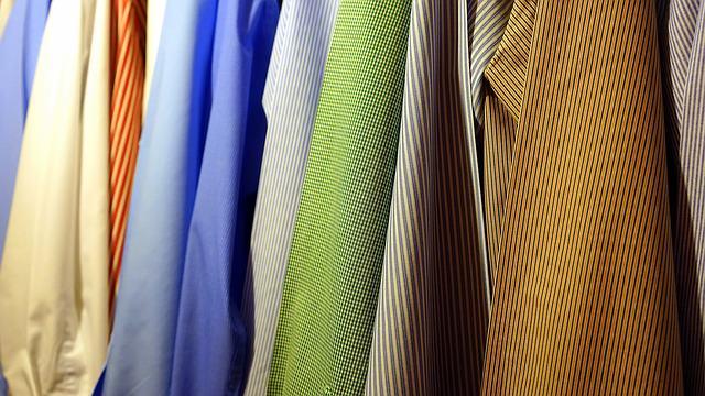 Consejos para un closet organizado.