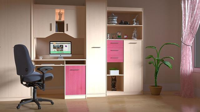 Organize una habitación rápidamente.