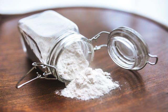 El bicarbonato de soda es un ingrediente multiuso.