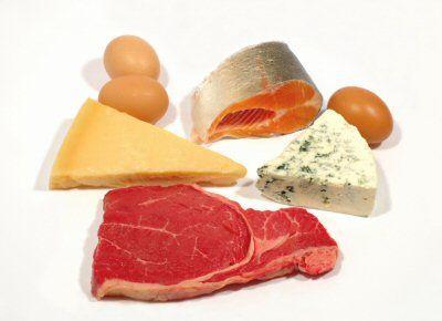 alimetos con proteínas