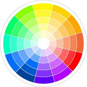 beneficios de la rueda de color