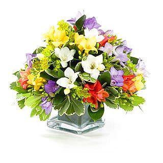 arreglo floral oriental