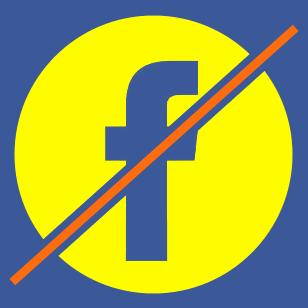 Como salir de Facebook sin dejar a Facebook