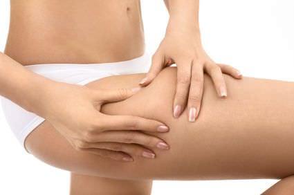 4 Maneras efectivas para reducir la celulitis