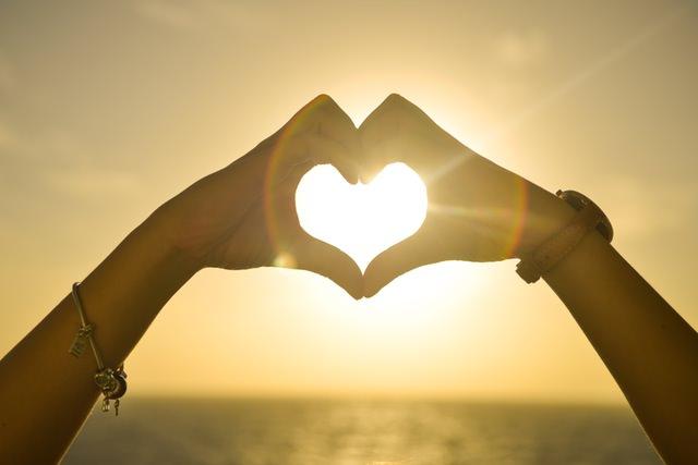 El amor es un lindo regalo de la vida.
