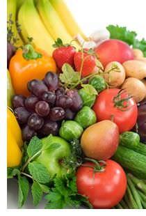 Cuales frutas y vegetales tienen mas nutrientes