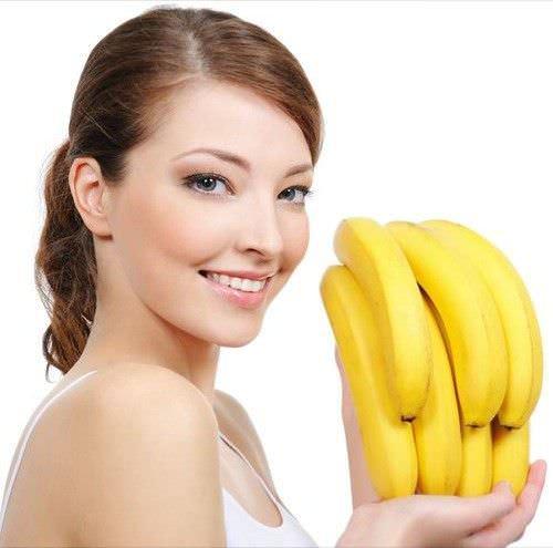 Bananas para su rutina de cuidado de la piel