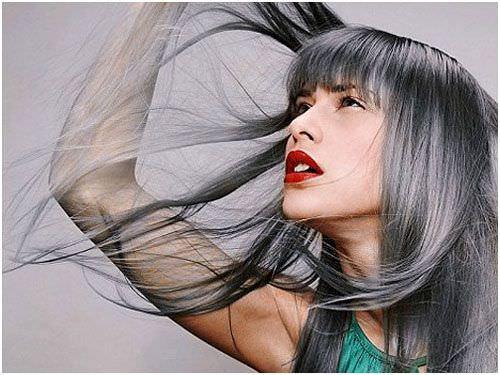 Como detener el crecimiento de canas en el cabello