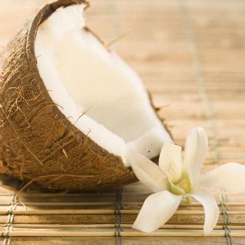 Hidratante natural de vainilla y coco