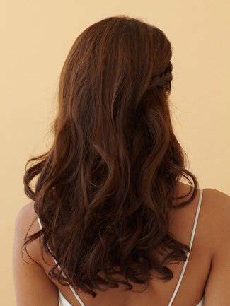 5 Peinados deslumbrantes para la vispera de Ano Nuevo