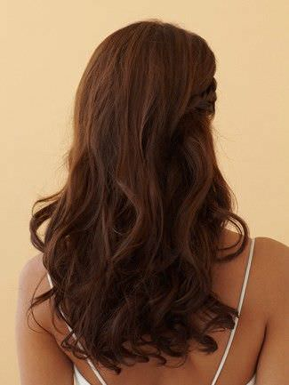 5 Peinados deslumbrantes para la vispera de Ano Nuevo2