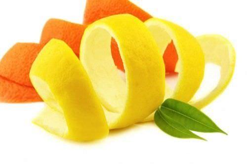 Como secar cascaras de limon y naranja facilmente