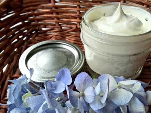Crema de Afeitar Natural Hecha en Casa
