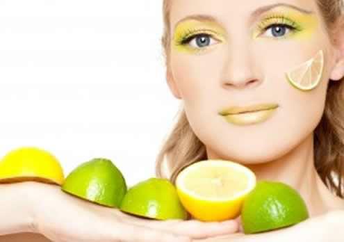 Mascarillas de Limon caseras para la Piel y las Marcas de Acne
