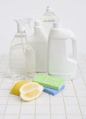 3 Limpiadores Esenciales Hechos en Casa para que su Cocina Brille7