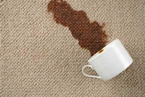 Como limpiar manchas de la alfombra