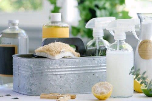 1Limpie Toda la Casa con Limon Bicarbonato de sodio y Vinagre