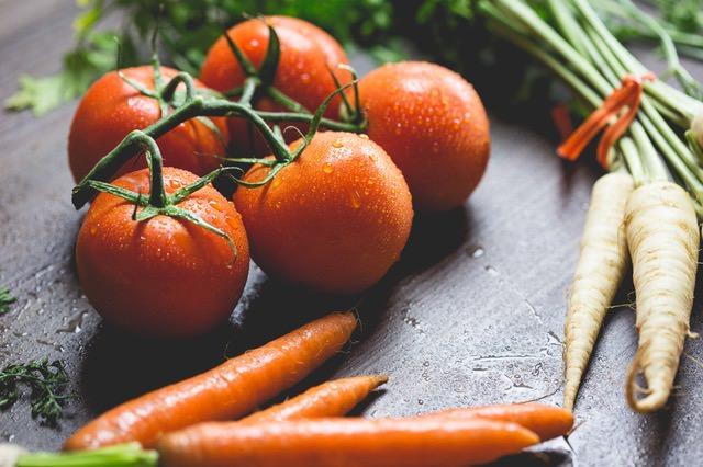Una dieta saludable mantiene su piel sana desde dentro.