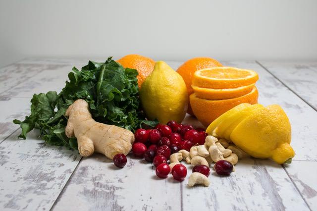 Mejore su función pulmonar y respiración con estos alimentos.