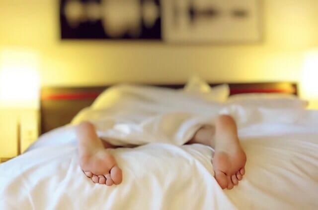 Siga estos consejos para dormir mejor.