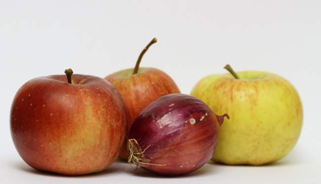 La quercetina es un antihistamínico natural